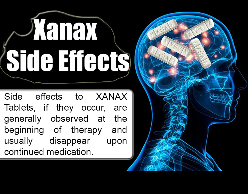 side effects of xanax